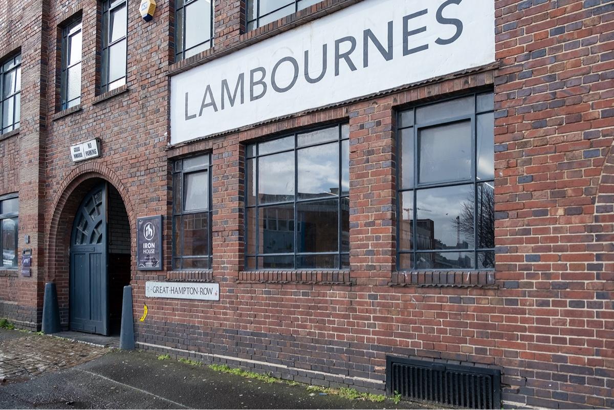 Lambournes